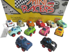 DC Mini Racer Rückzug
