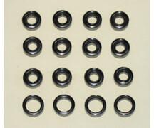 Kugellagersatz Tamiya TT01/TT01E/TT02B