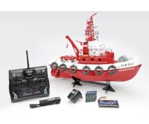 RC-Feuerlöschboot 2.4G 100% RTR