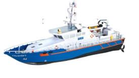 Carrera RC Küstenwachboot Falshöft
