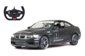 JAMARA 403071 BMW M3 Sport 1:14 schwarz 40MHz