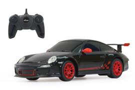 JAMARA Porsche GT3 RS 1:24 schwarz 40MHz