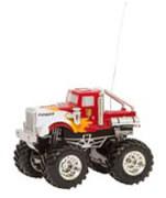 ''RC Mini Off-Road Truck ''''Red