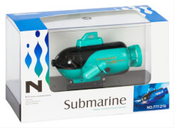 RC Mini U-Boot Submarine