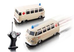 1:24 R/C VW Bus Ambulanz mit