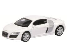 Audi R8 Coupé, weiß 1:64