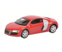 Audi R8 Coupé, rot 1:64