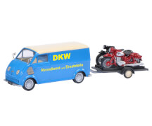 DKW Schnelllaster DKW 1:43