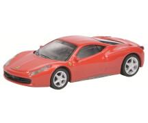 Ferrari 458 Italia, rot 1:64