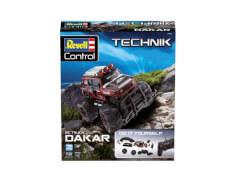 REVELL 24710  RC Construction Kit Car Daka, ab 8 Jahre