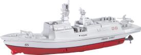 RC Mini Battle Ship - 2.4 Ghz