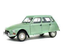 Solido 1:18 Citroen Dyane 6 (1967) jade grün