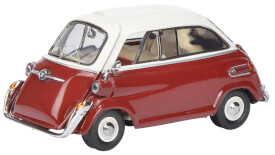 BMW 600 rot/weiss 1:43