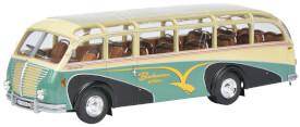 Schuco Saurer 3C-H Bus Bachmann 1:43