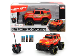 Dickie RC Red Thunder, RTR