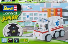 REVELL 23013 RC Junior Krankenwagen, ab 3 Jahre