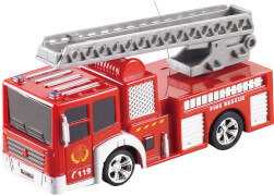 RC Mini Fire Truck - 27 MHz