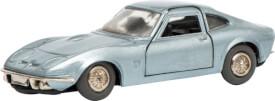 Schuco Micro Racer Opel GT, blau met.