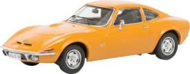 Schuco Opel GT, orange 1:43
