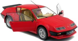 Solido 1:18 Alpine A310 Pack GT, rot