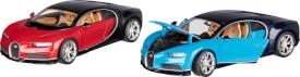 GoKi Bugatti Chiron, Spritzguss, 1:24, L= 19