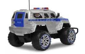 JAMARA 410032 Polizei Panzerwagen Monstertruck 1:12 27MHz LED