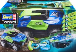REVELL RC Stunt Car NEPTURN