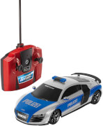 REVELL RC Car Audi R8 Polizei 1:24