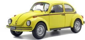 Schuco  1:18 VW Käfer Sport, gelb