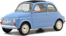 Schuco  1:18 Steyr Puch 500, blau