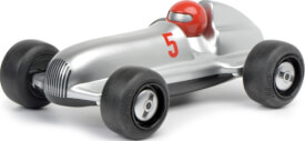 Schuco Studio Racer Silver-Max #5