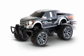 CARRERA RC - 2,4GHz Ford F-150 Raptor, black