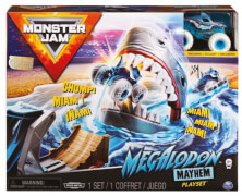 Spin Master Monster Jam Megalodon Mayhem 1:64