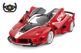 JAMARA 405169 Ferrari FXX K Evo 1:14 rot 2,4GHz A