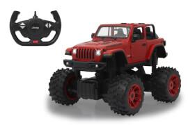 JAMARA 405182 Jeep Wrangler JL 1:14 rot 2,4GHz B