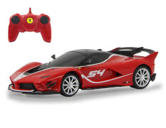 JAMARA 405185 Ferrari FXX K Evo 1:24 rot 2,4GHz