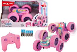 Simba  Pink Drivez RC Candy Flippy, RTR