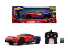 Jada Marvel RC Spiderman 2017 Ford GT 1:16