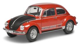 Solido 1:18 VW Käfer 1303 rot