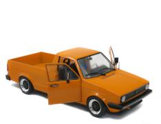 Solido 1:18 VW Caddy orange met.