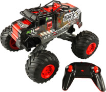Crazy SXS13 Monstertruck 1:16 RTR, rot