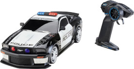 Ferngesteuertes Auto RC Car US Police Ford Mustang 1:12