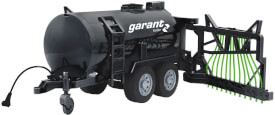 JAMARA 405236 Garant Fasswagen mit Schlauchverteiler