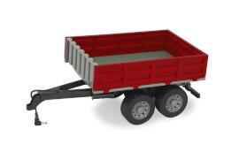 JAMARA 413108 Kipper rot für RC-Traktor 1:16