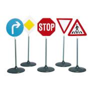 Theo Klein Verkehrszeichen Set 5-teilig