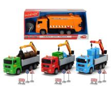 Dickie Heavy City Truck, 4-fach sortiert