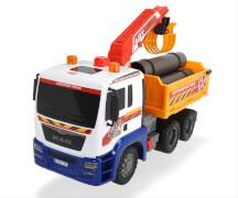 Air Pump Utility Truck