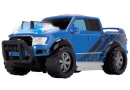 Dickie Music Truck ''Ford F150'' inkl. Sound/Licht, ca. 23 cm, ab 3 Jahre