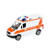 TOITOYS CARS&TRUCKS Krankenwagen (DE) FriktionL-T
