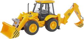 Bruder 02428 JCB 4CX Baggerlader